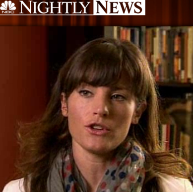 NBC Nightly News (again) – in response to Senate Armed Services Committee Hearings June 2013 – VICTIMS MUST REPORT