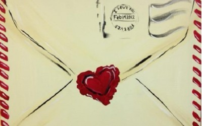 When is the last time someone wrote you a love letter?